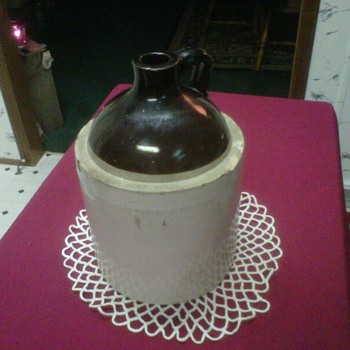 ~~XXX Moonshine Jug~~ - Pottery