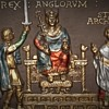 King Harold II Plaque Marcus Designs England