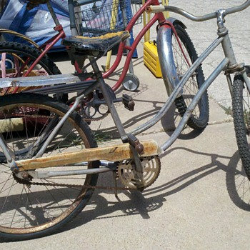 Just a old bike that I came across - Sporting Goods