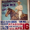 Sells Floto Featuring Tom Mix - Chicago Opening