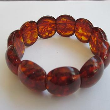 Amber bracelet - Fine Jewelry