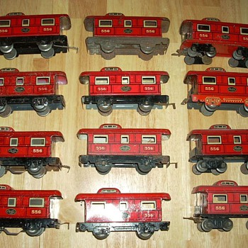 MarX 556 Variety Pack - Model Trains