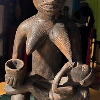 African Sculpture - Fine Art
