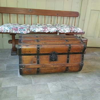 Jenny Lind Trunk? - Furniture