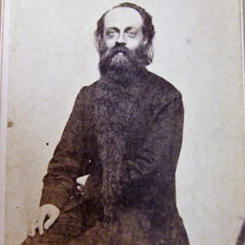 Another BEARD cdv - Photographs