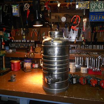 Stainless steel cooler  - Kitchen