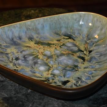Monterey Jade Bowl / Ashtray - Mid-Century Modern