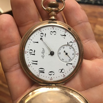 Le Land Pocket Watch  - Pocket Watches
