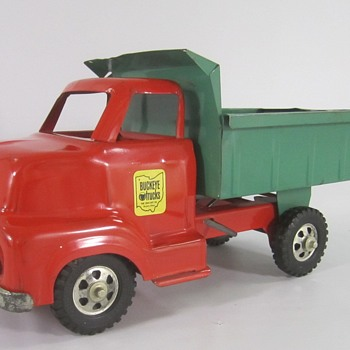 Buckeye Dump Truck  - Model Cars