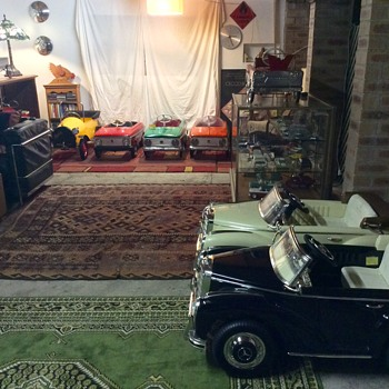 Pedal  Car Collection - Toys