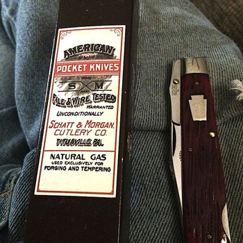 Yard sale knife find! - Tools and Hardware
