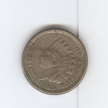 1853 Indian Head