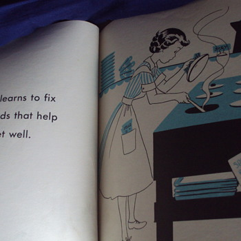 I want to be a Nurse Part 3 Illustrations - Books