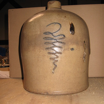 wine jug - China and Dinnerware