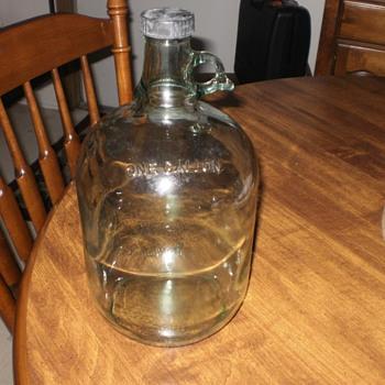 Duraglas Bottle - Bottles