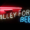 Valley Forge Beer Red, White & Blue Neon
