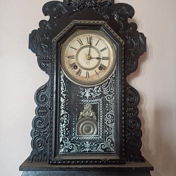 Ansonia clock how old - Clocks