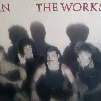 """Queen """"The Works"""" - Records"""