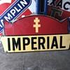 Imperial Porcelain Sign