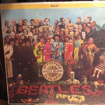 Sergeant peppers lonely hearts club band  - Records