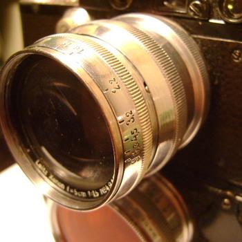 Mystery Leitz Xenon - Cameras