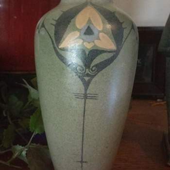 de Distel Vase redux - Art Nouveau