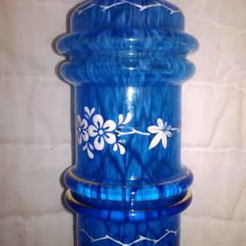 Rare Four Band Shaker - Art Glass