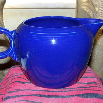 Blue Feista Ware - Kitchen