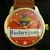 1973 Jay Ward Productions 'Budweiser' Wristwatch