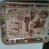 coca cola rare tray