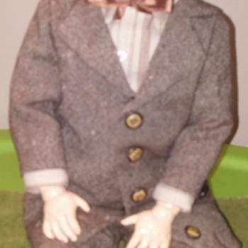 G B Boy in Suit, by George Borgfeldt & Co.