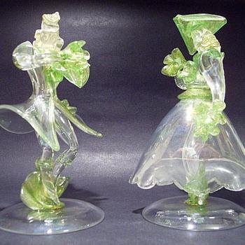 Murano Figurines  - Art Glass