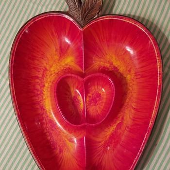 Lovely  Ceramic Apple - Kitchen