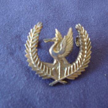 Vintage Military Collar Device