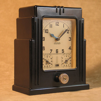 Lux Range Timer - Clocks