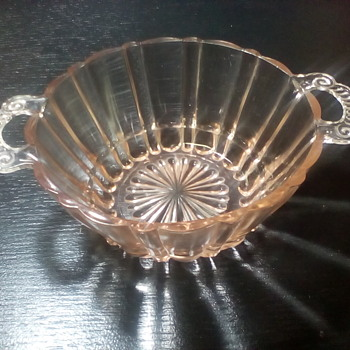 Candy Dish - Glassware