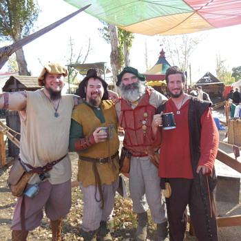 "Just Another ""Faire"" Day! At The Northern California Renaissance Pleasure Faire! :^D - Electronics"