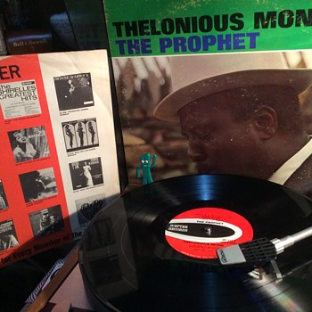 The other Monk  - Records