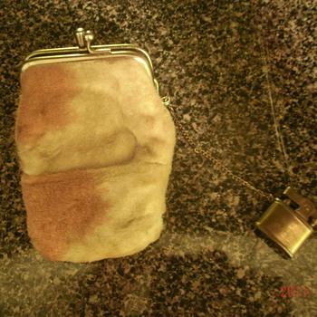baronet cigarette case with lighter - Tobacciana