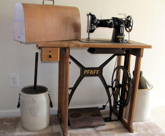 Pfaff 40 Collectors Weekly Amazing Pfaff Sewing Machine Model 130
