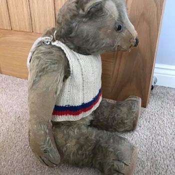 1920s bear - Dolls