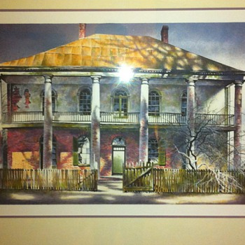 Robert William Addison- Southern Grace - Posters and Prints