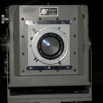 "Burke & James Saturn ""75"" Mono-Rail Camera - Cameras"