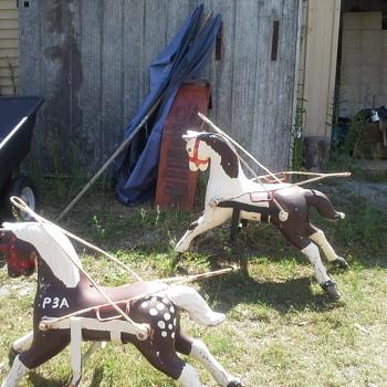 unknown carousel - Animals
