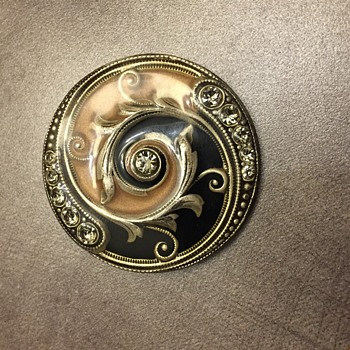 Mysterious Brooch/Pin Made in France??? - Costume Jewelry