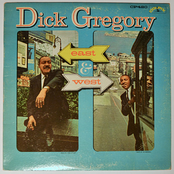 RIP - Dick Gregory - Records