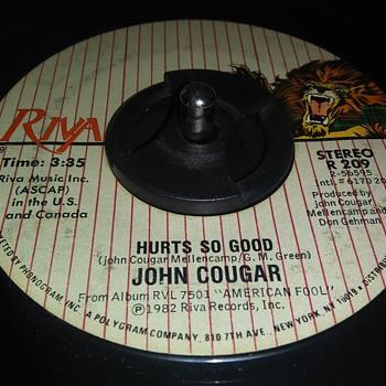 45 RPM SINGLE....#179 - Records