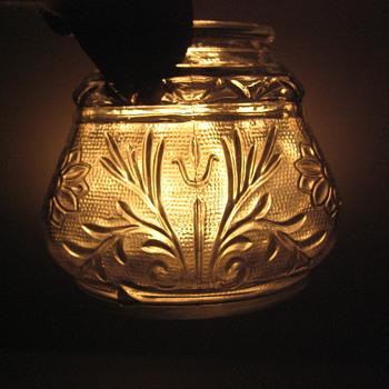 Anchor Hocking Sandwich Vase - Glassware
