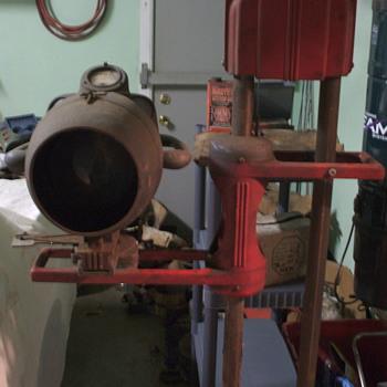 Robotic Headlamp Tester - Tools and Hardware