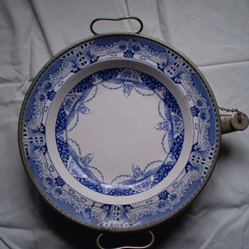 Hot Plate - China and Dinnerware
